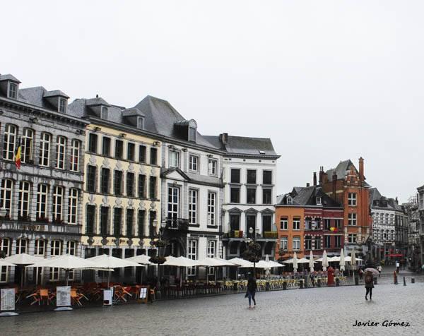La Grand Place de Mons