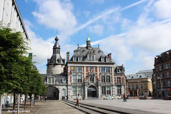Rutas turísticas GPS en Namur