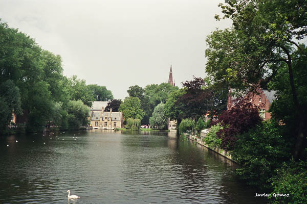 Lago del Amor Minnewater 1