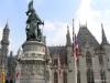 Palacio Provincial Landhuis en Brujas - 1