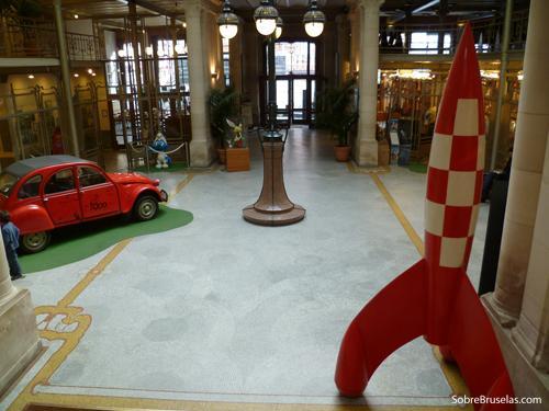 museo-del-comic-de-bruselas