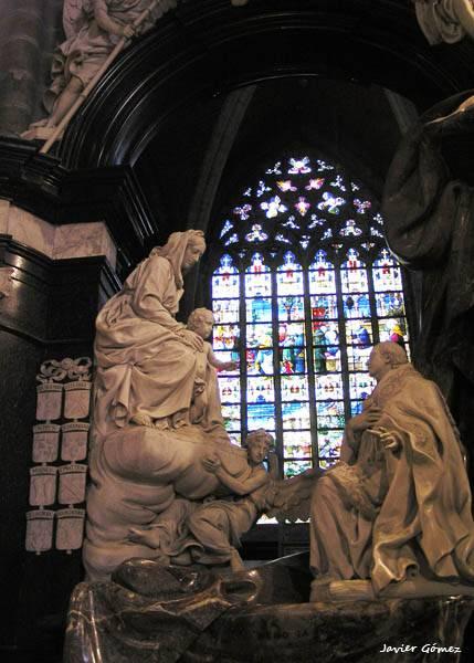 Catedral de Gante 1 interior 01