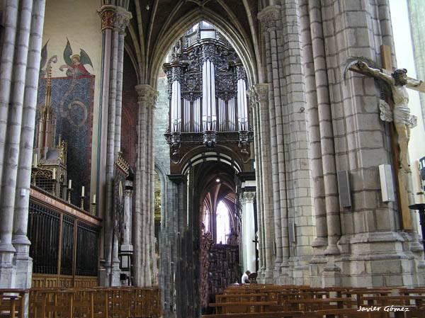 Catedral de Gante 4 interior 01