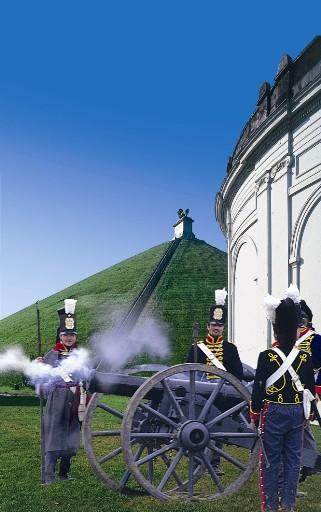 La Colina del Leon de Waterloo