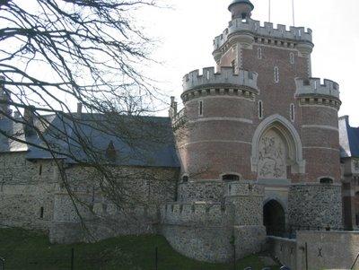 Castillo de Gaasbeek