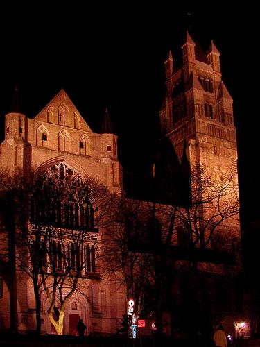 Catedral de San Salvador en Brujas