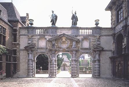 Entrada al Rubenshuis