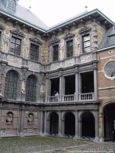 Patio Interior Rubenshuis
