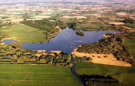La Belgica verde, un paseo por la naturaleza