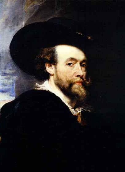 Autorretrato de Rubens