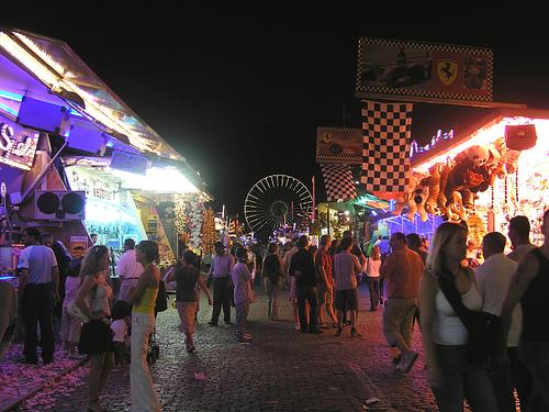 Fiestas y mercados en Amberes