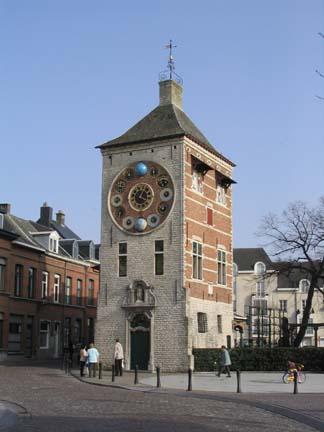 Torre Zimmer en Lier, Bélgica