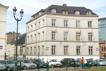 Albergue Jacques Brel de Bruselas