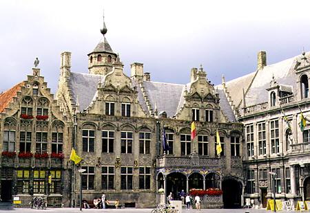 Ayuntamiento de Veurne