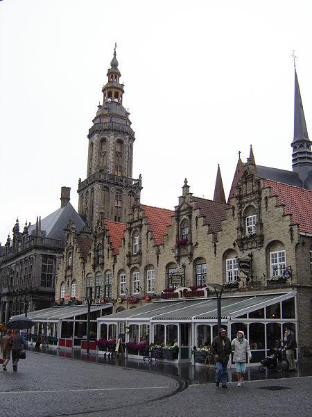Grote Markt de Veurne