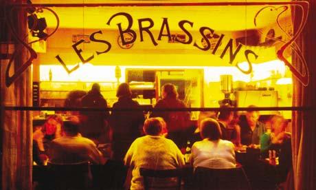 Restaurante Les Brassins en Bruselas