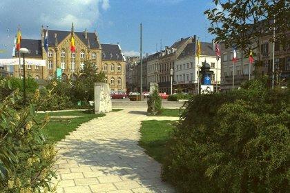 Arlon, la ciudad mas antigua de Belgica
