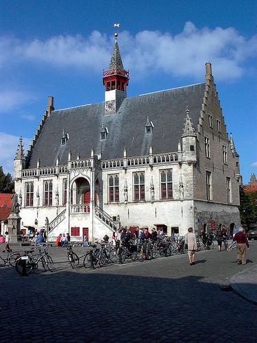 Ayuntamiento de Damme