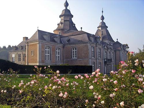 El Castillo de Modave, lujo frances