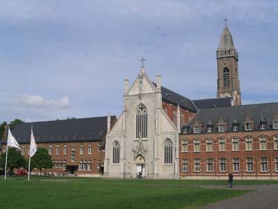 Iglesia de Tongerlo