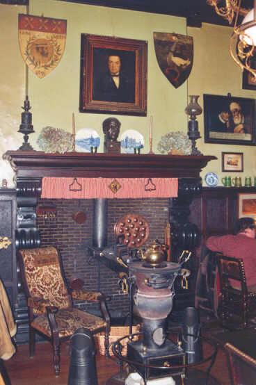 Interior de la Taberna