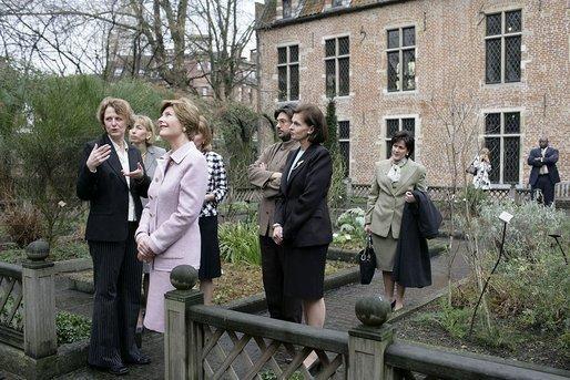 Una visita a los Jardines del Museo