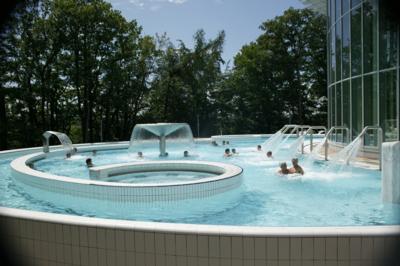 Chaudfontaine y sus aguas termales