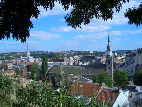 Verviers, la ciudad del agua