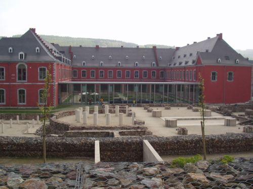 La Abadia de Stavelot, museos e historia en Valonia