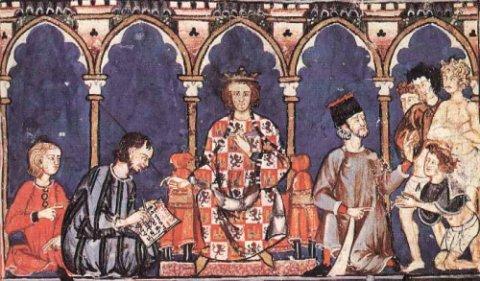 Historia de Bélgica, la Edad Media