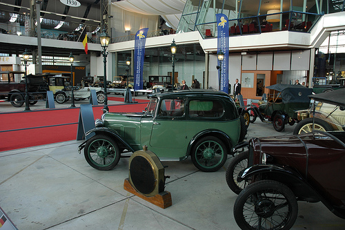 Museo Autoworld