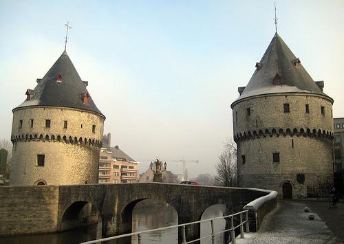 Kortrijk, la ciudad de los Paños de Flandes
