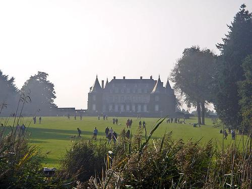 Castillo de Solvay en La Hulpe