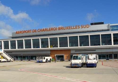 El aeropuerto de Charleroi