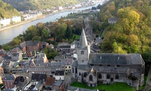 Bouvignes-sur-Mese, un paraíso medieval