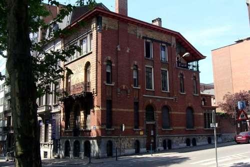 La Casa Dorada, joya del Art nouveau