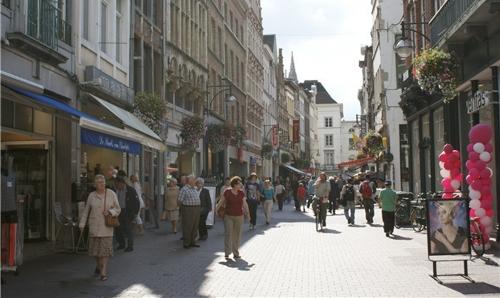De compras en Gante