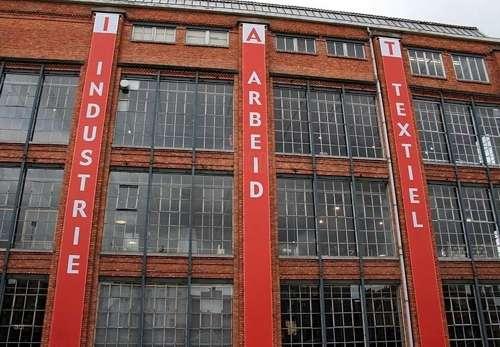 El Museo de arqueología industrial y textil, en Gante