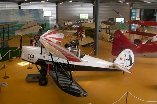 Museo de Aviacion Stampe