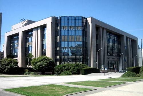 El edificio Justus Lipsius