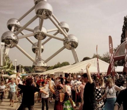 Euroferia 2011 en Bruselas, Andalucía en Bélgica