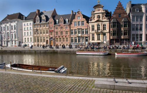 Hotel Marriot Ghent, alojamiento en Gante