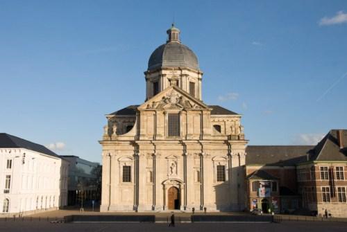 La Abadía de San Pedro en Gante