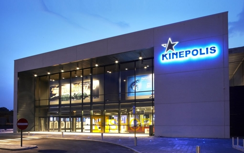 Cine y videojuegos en el Kinepolis de Brujas