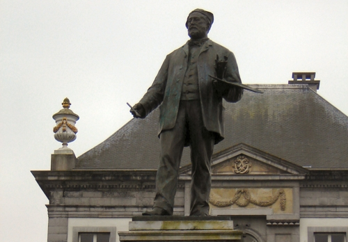 Louis Gallait, artista de Tournai