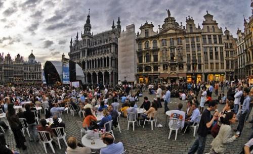 Maratón de Jazz en Bruselas 2011