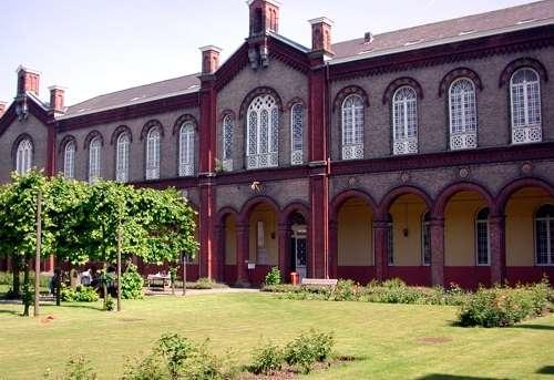 Arte y psiquiatría en el Museo Guislain