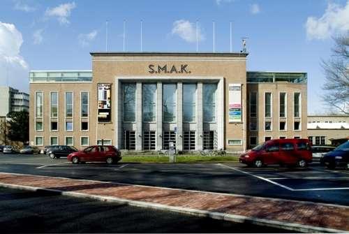 El Museo SMAK, en Gante