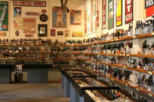 Museo Schaerbeek de la Cerveza en Bruselas