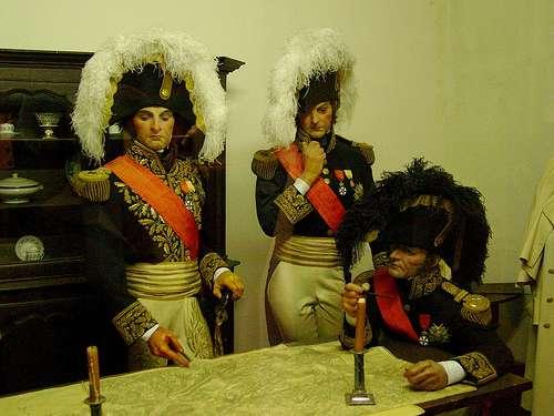 Museo de cera de Waterloo